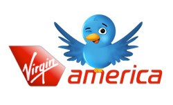 virgin america is twitter-friendly