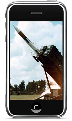 Raytheon iPhone App