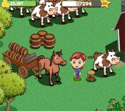 FarmVille Screencap