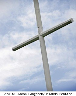 cross in longwood, florida