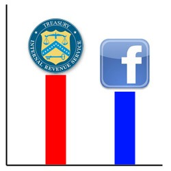 users rate facebook lower than irs