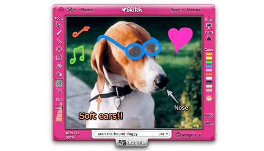skitch screenshot