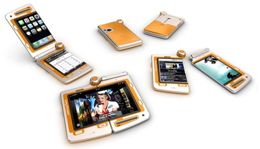 Sony Ericsson FH Mobile Phone by Du Jun