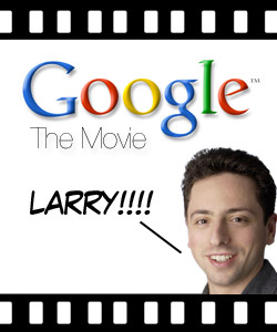 sergey brin in google movie
