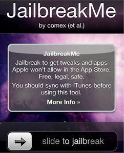 'jailbreak me' screenshot