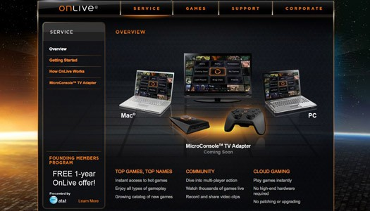 OnLive Science, Strategy and Success