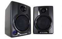 M-Audio AV30 Speakers