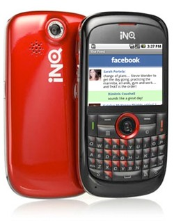 INQ Facebook Phone