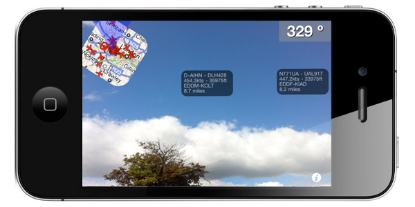 planefinder ar