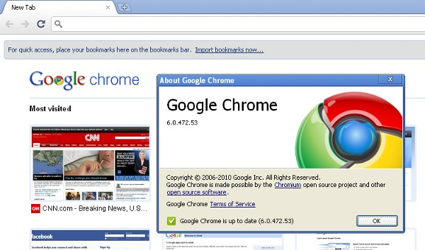 Chrome 6 For Windows