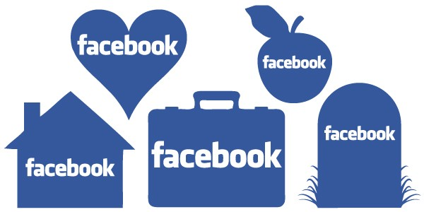 facebook logos