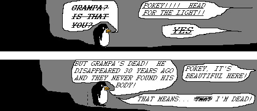 Pokey the Penguin