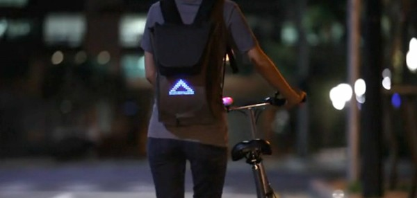 SEIL biking backpack