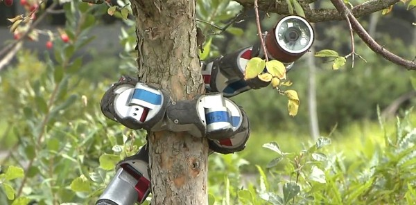 Snake Bot in a Tree
