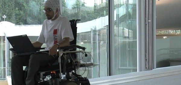 A.I. Wheelchair