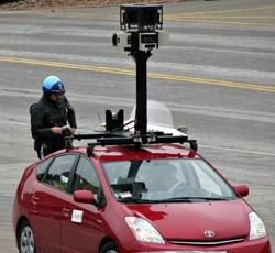 Google Mobile Street View