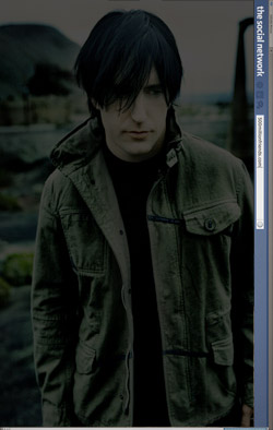 Trent Reznor and 'The Social Network'