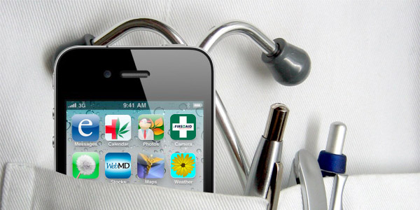 Review of free iPhone medical apps