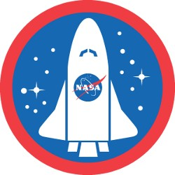 NASA Explorer Badge