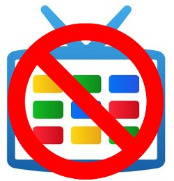 Google TV Blocked