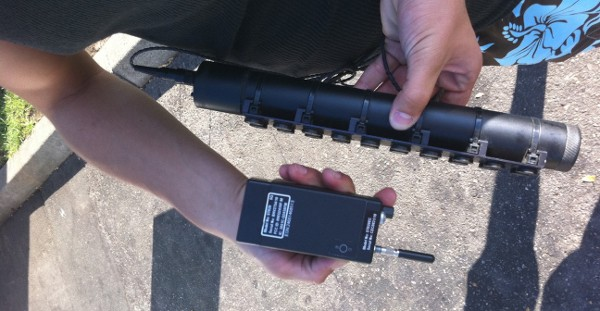 FBI Tracking Device