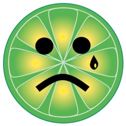 LimeWire Sad Face