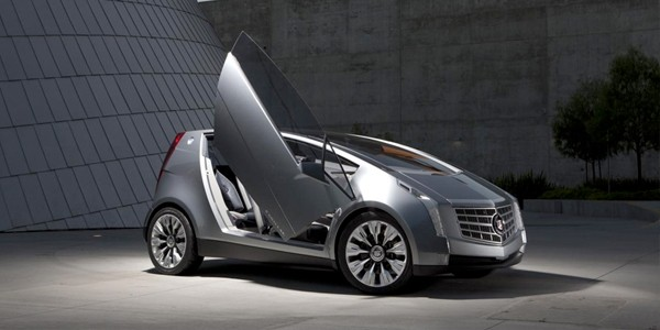 Urban Luxury Concept by Cadillac