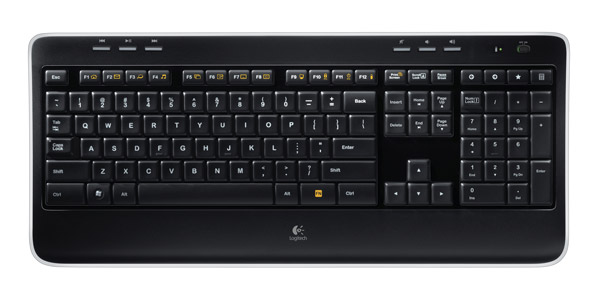 Logitech MK520 Keyboard