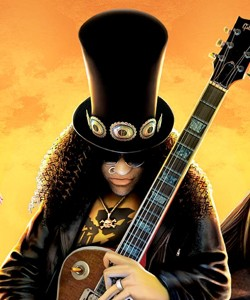 slash in 'guitar hero iii'