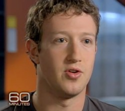 Mark Zuckerberg 60 Minutes
