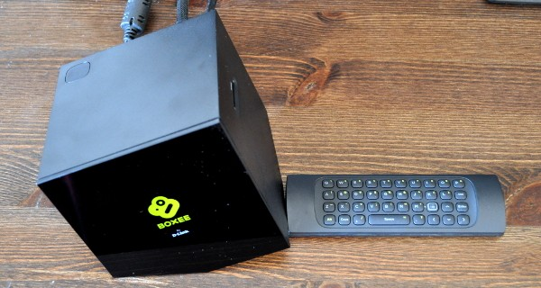 Boxee Box Hardware