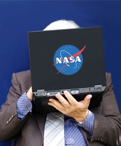 nasa laptop