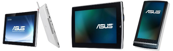 ASUS Tablet Line Up