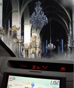 gps in church