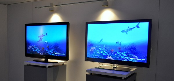 Haier 3D TVs