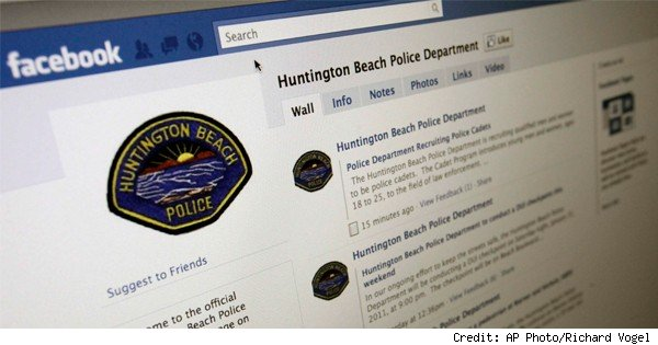 huntington beach police department facebook page