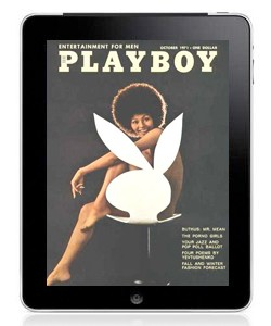 playboy on ipad