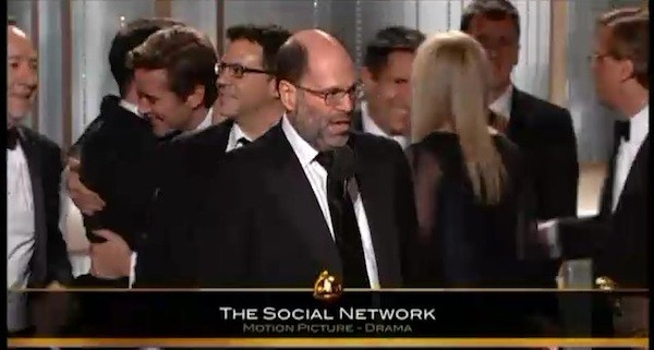 The Social Network Golden Globes