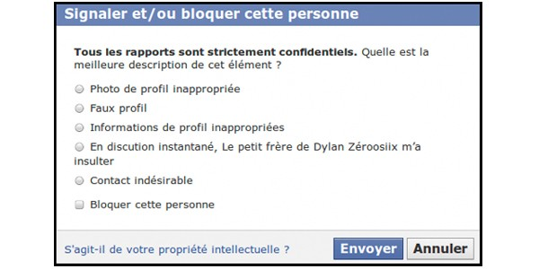 french facebook block prompt