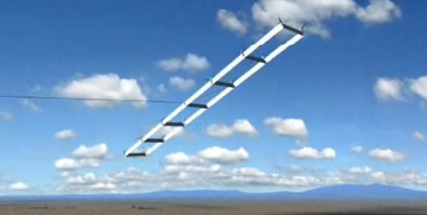 Flying Wind Turbine