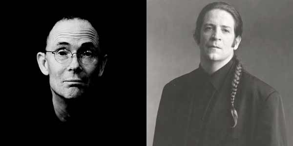 william gibson and robert longo