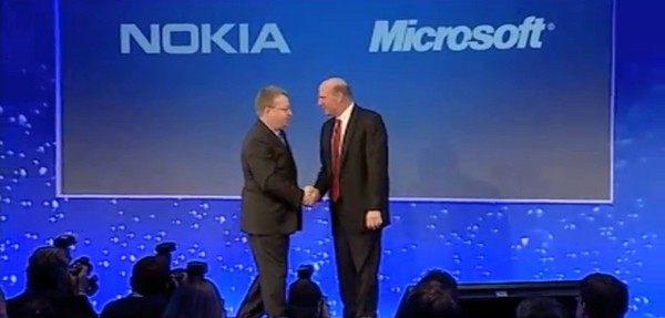 Nokia and Microsoft
