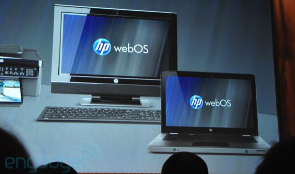 webOS on PCs