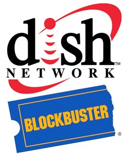 dish and blockbuster