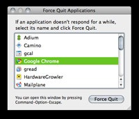 force quit apps