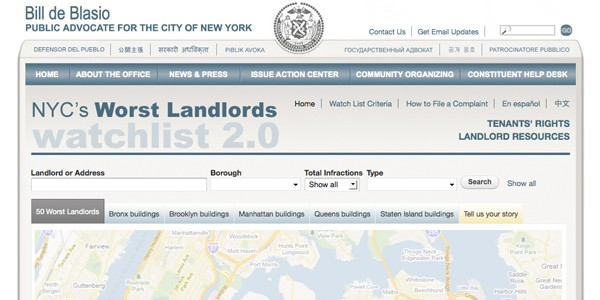 'nyc's worst landlords'