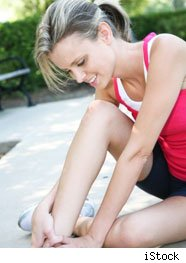 How to Exercise with a Knee or Ankle Injury, How to Prevent Future Pain