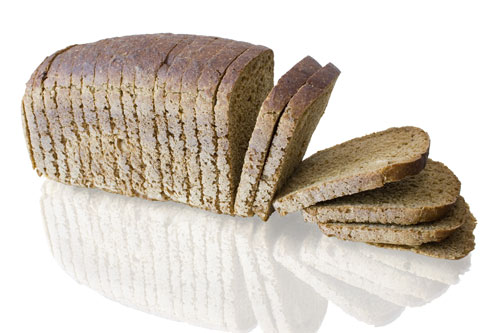 Whole grain breads and cereals contain preferred carbohydrates which fuel