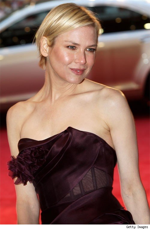 renee zellweger weight loss. Renee Zellweger had to gain