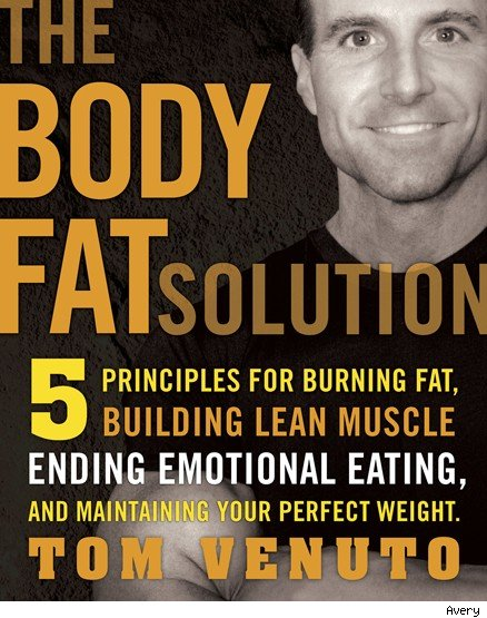 The Body Fat Solution book cover